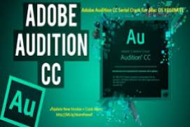 Adobe Audition CC 2015 free download Crack – Estudio M2 Lazer