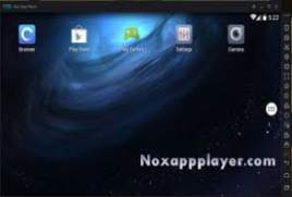 Nox APP Player 3